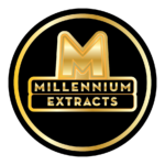 millenium extracts concentrates and cartridges