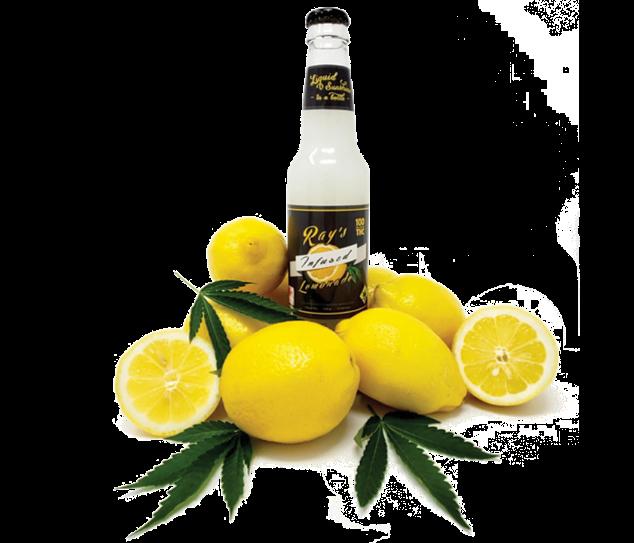 Ray's Lemonade at Budeez Recreational and Medical Marijuana Dispensary Best in Kitsap